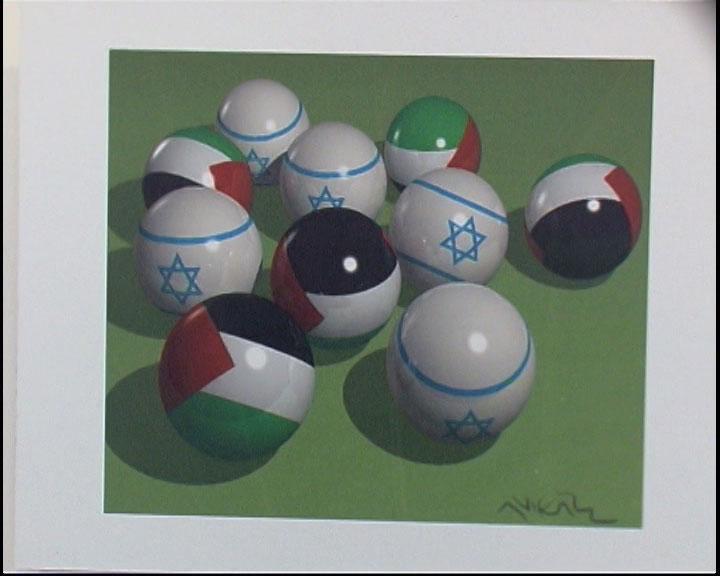 Plantu et Cartooning for Peace