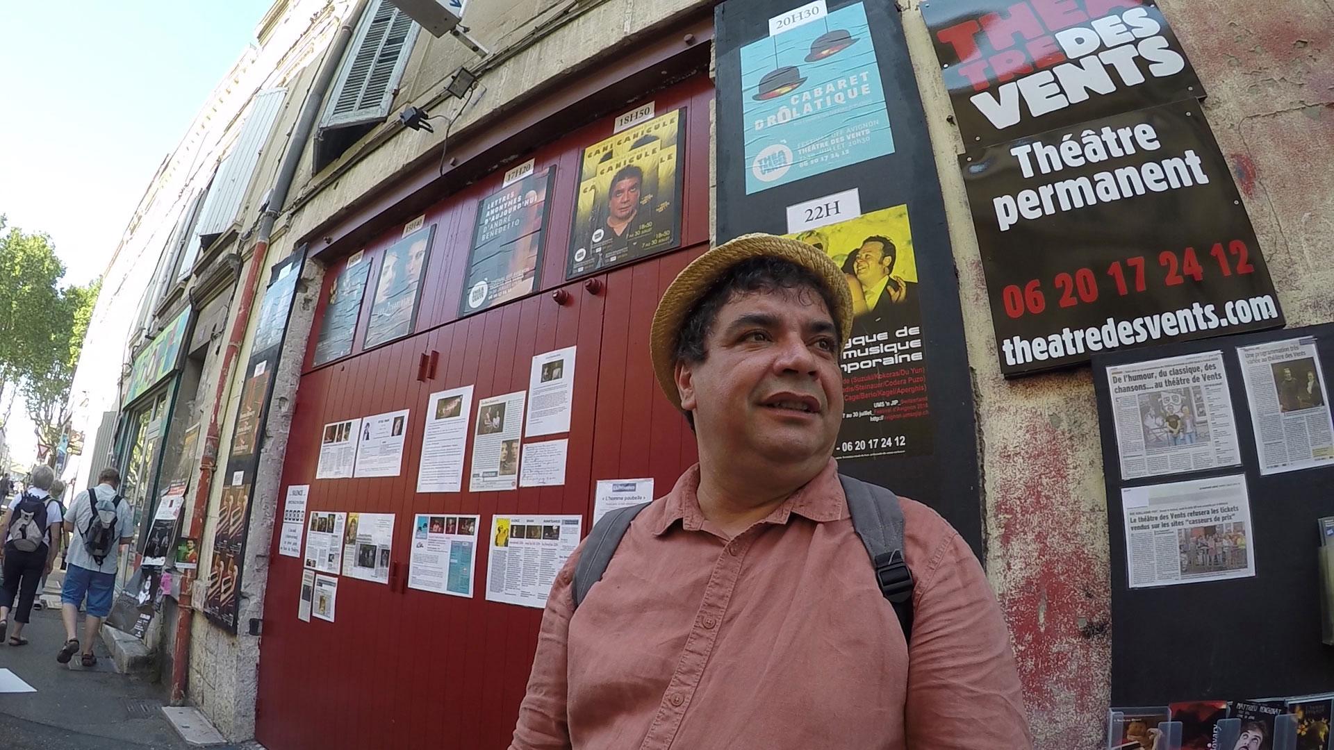 Le festival Off avec Hocine Slimane et son one man show «Canicule»