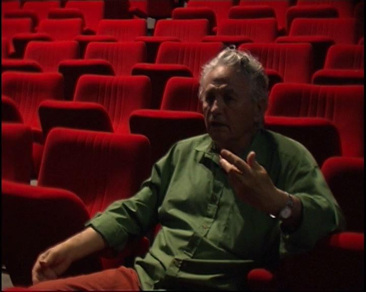 La voix Off de la culture - André Benedetto