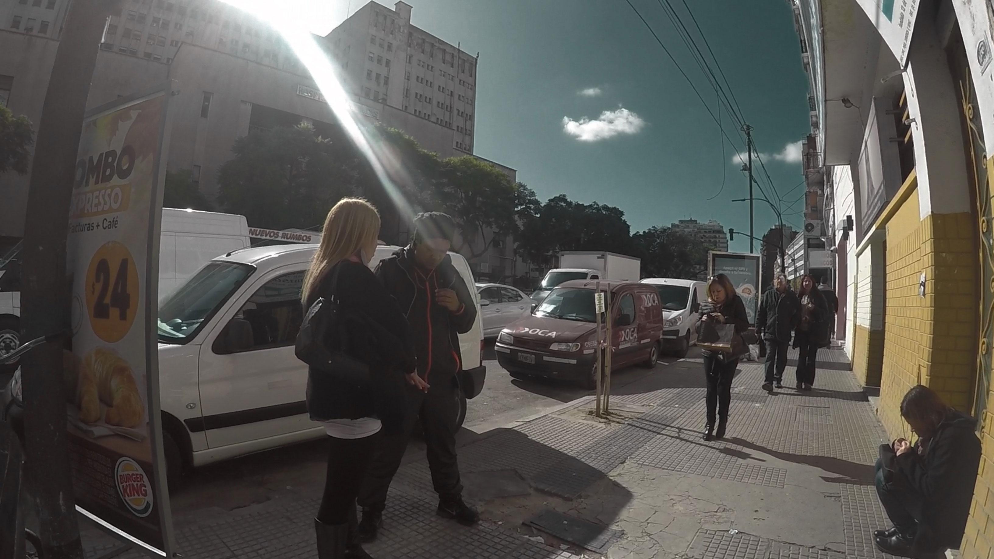 Documentaire sur Buenos Aires de Joël Maître