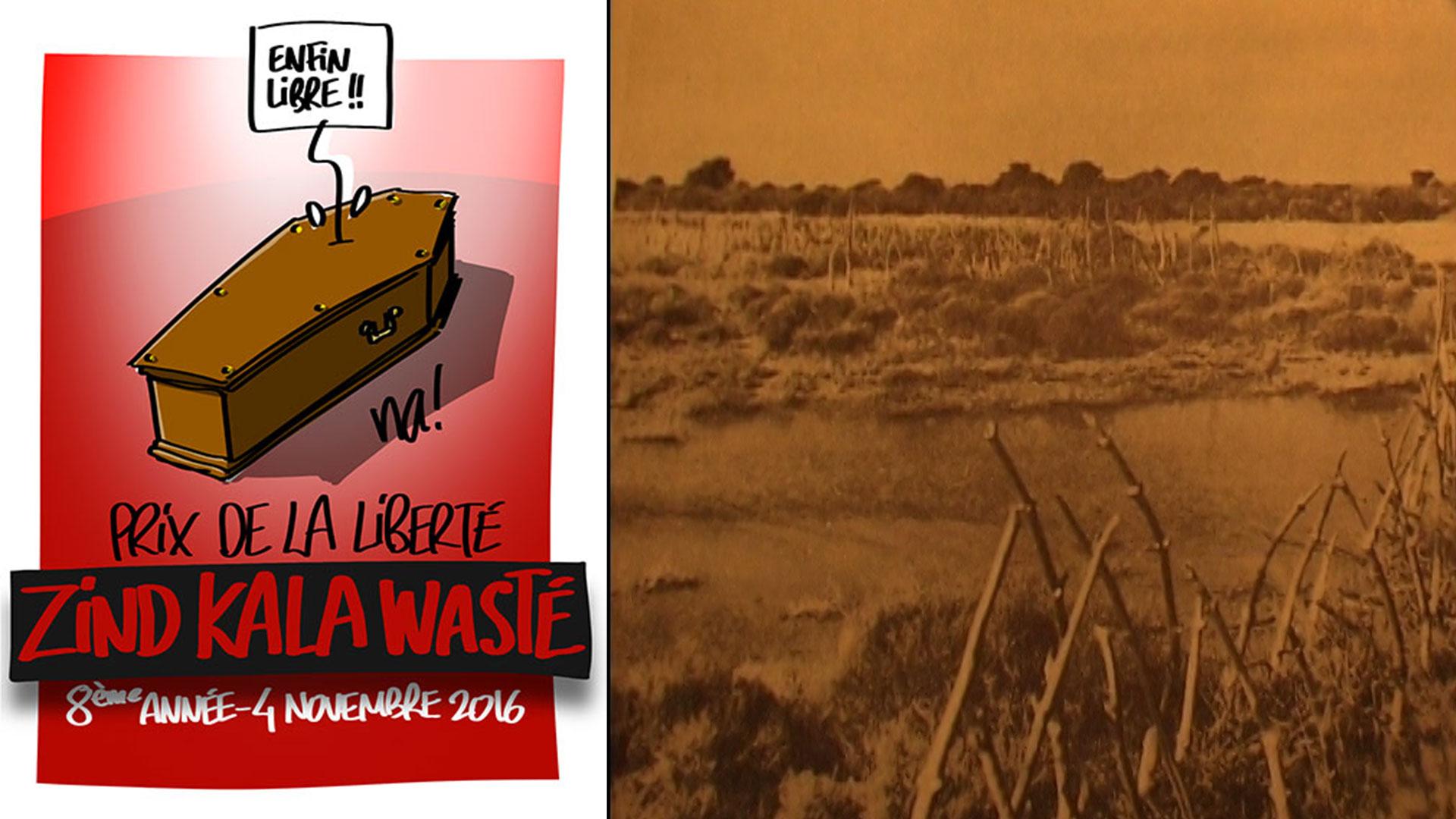 Les années coup de coeur du prix Zind-Kala-Wasté