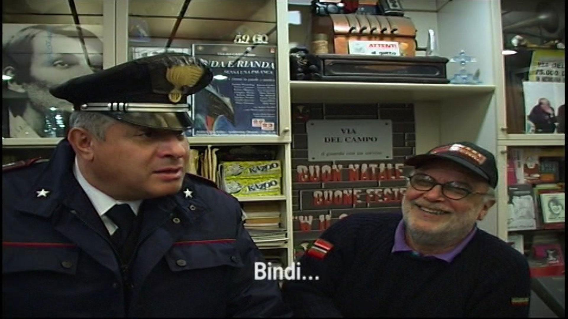 Documentaire sur la ville de Gênes