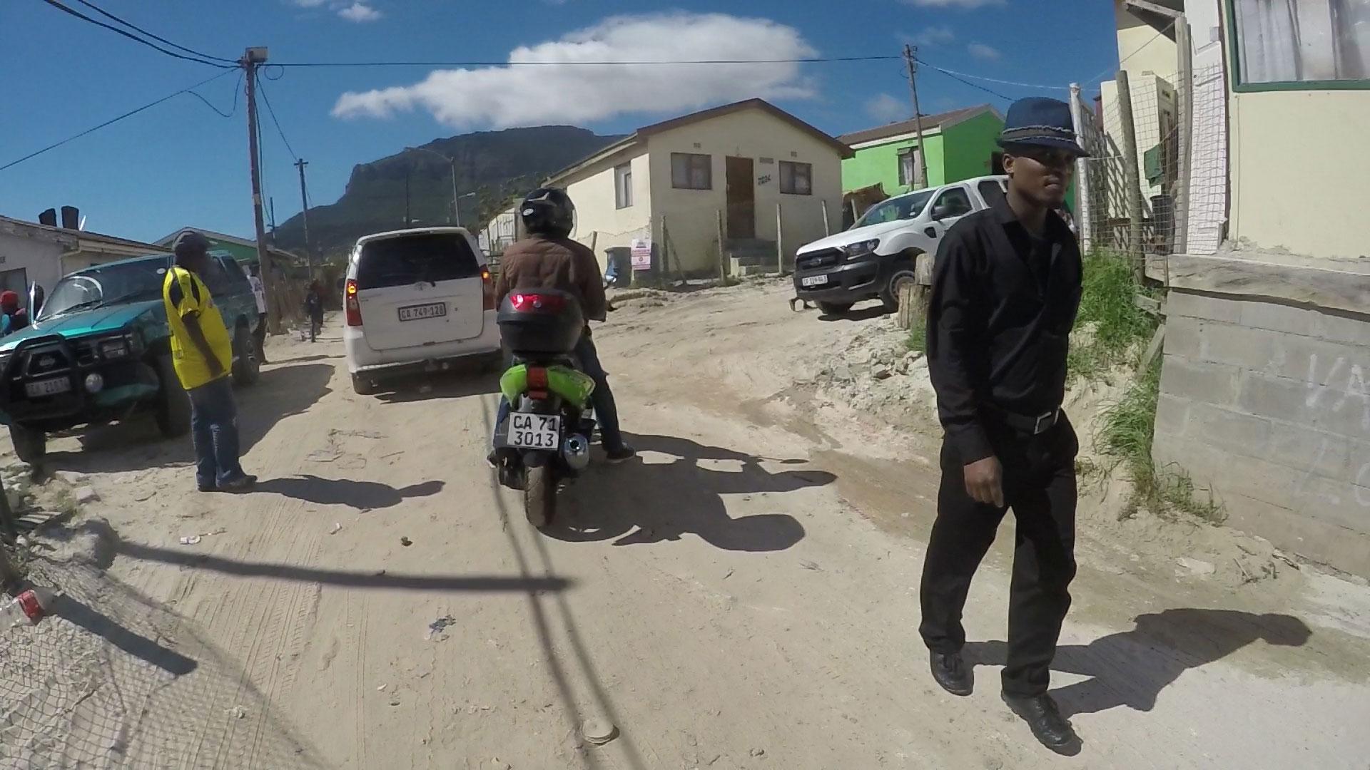 Imizamo Yethu à Hout Bay