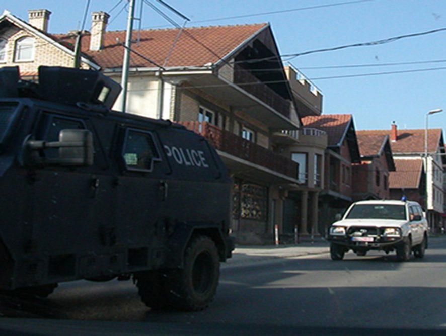 Tensions - Au nord du Kosovo •