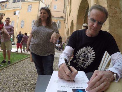 Christophe Lambert •