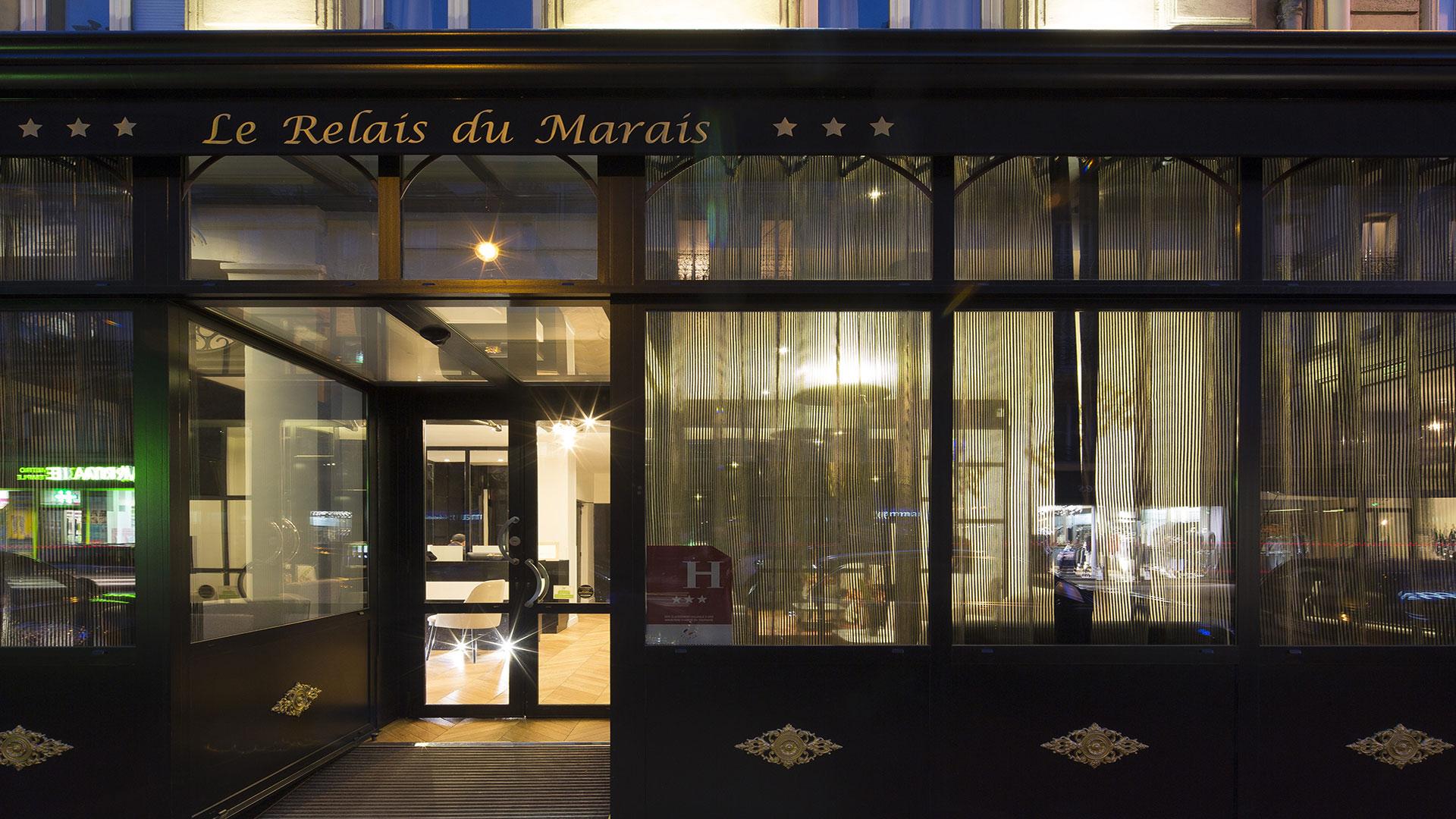H Tel Dans Le 3 Me Arrondissement De Paris Chambre D