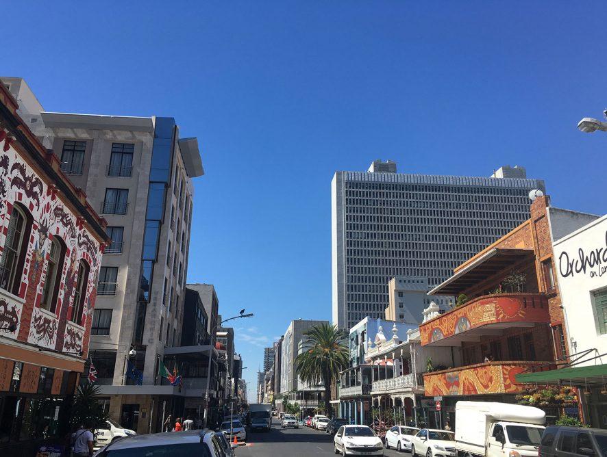 Rent a car Avis Cape Town