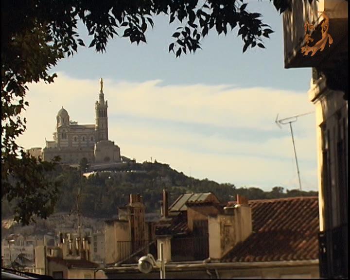 Marseille, quartier de la plaine.