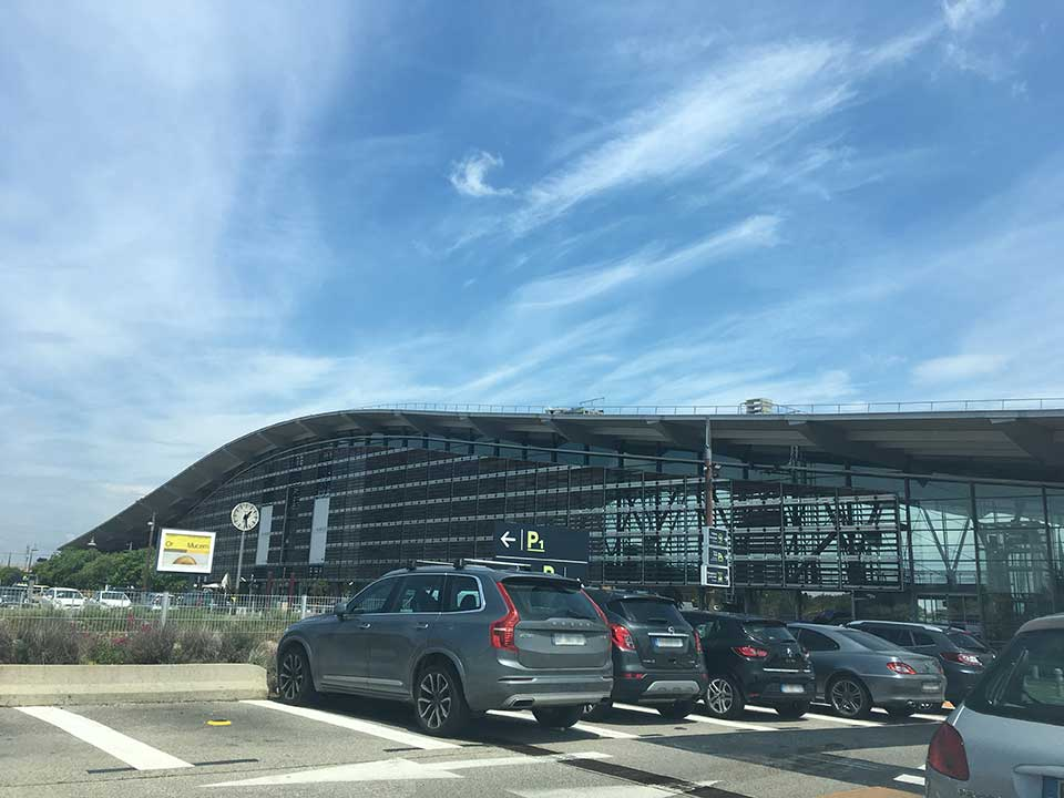Gare Aix-TGV Mai 2018